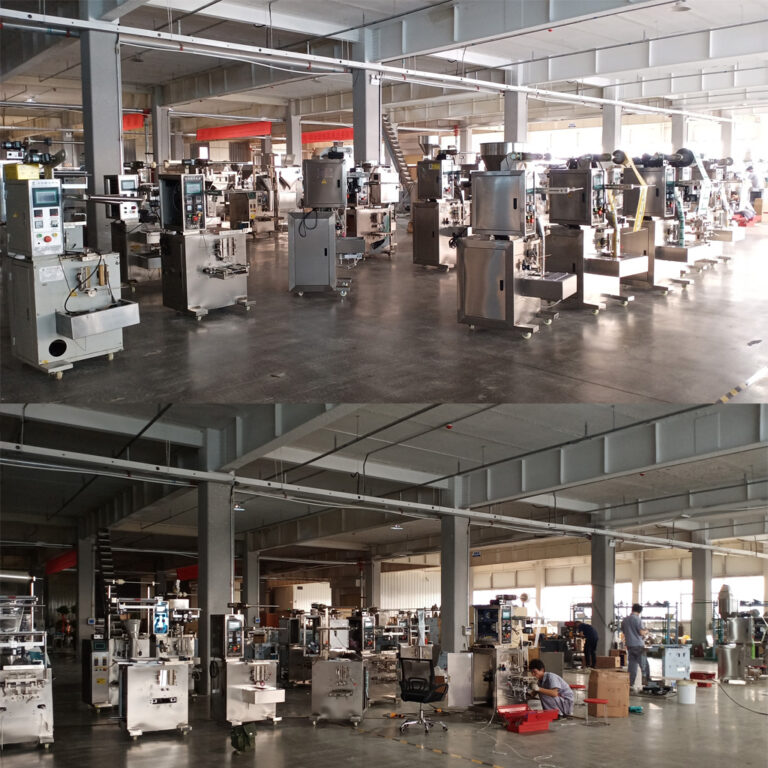 The Manufacturer of Packing Machine