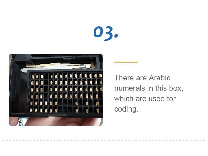 Font box