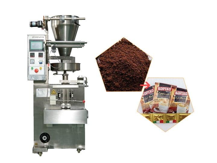 Granule-packaging-machine