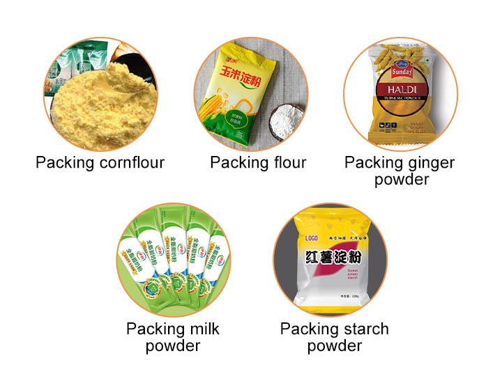 powder packing
