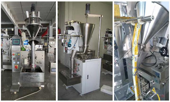 three type powder packaging machine