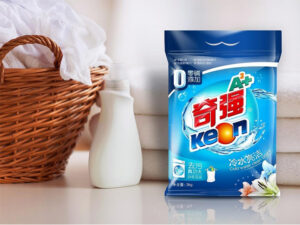 Powder Detergent Packaging