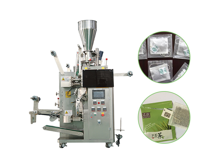 Tea packaging machine