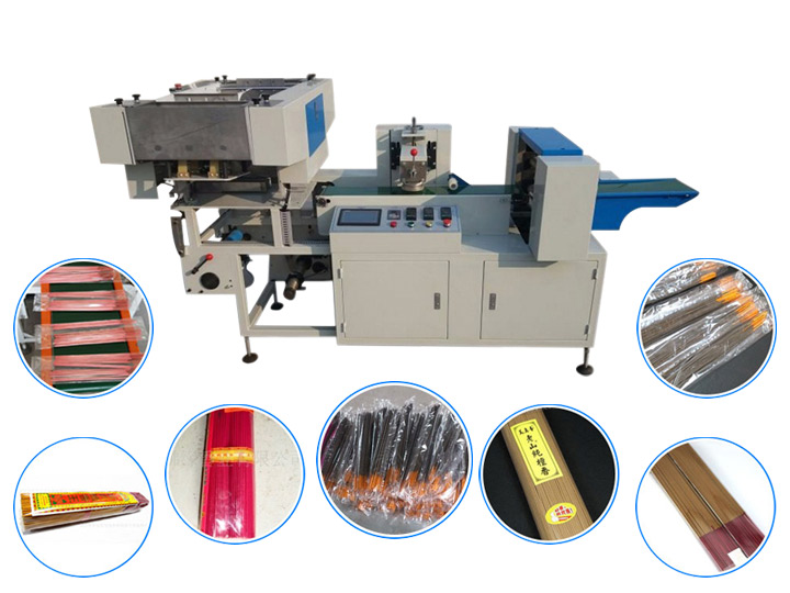 incense stick packaging machine