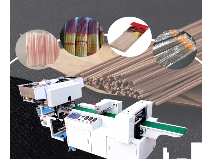 incense stick packaging machine in Indian