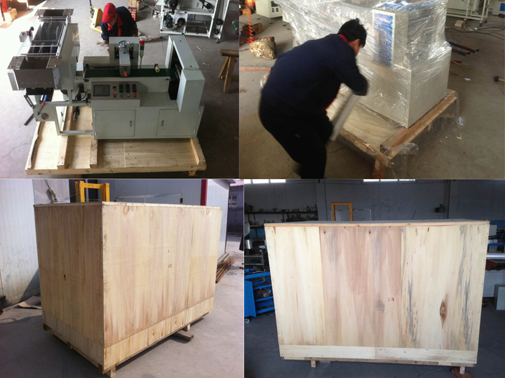 incense stick packaging machine ship to India