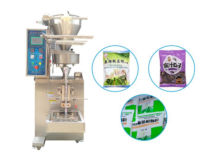 Granular Type Small Food Packaging Machine