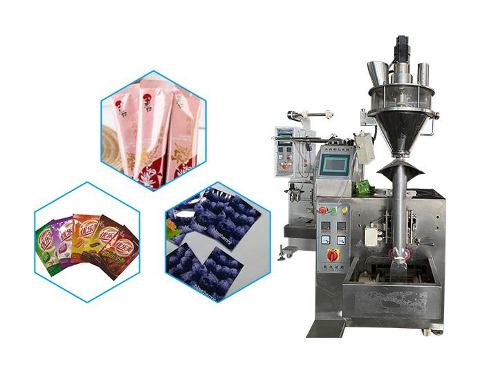 Powder Type Small Food Packaging Machine