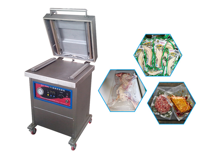 Small Food Packaging Machine