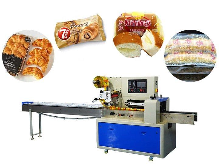 bread packing machine