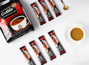 Instant coffee packaging