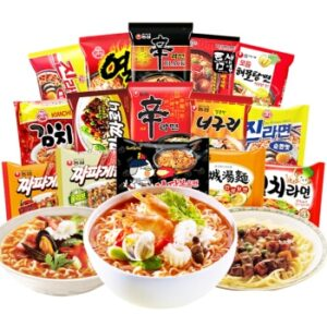 Instant noodle packaging