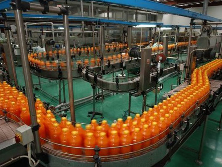 beverage-filling-production-line
