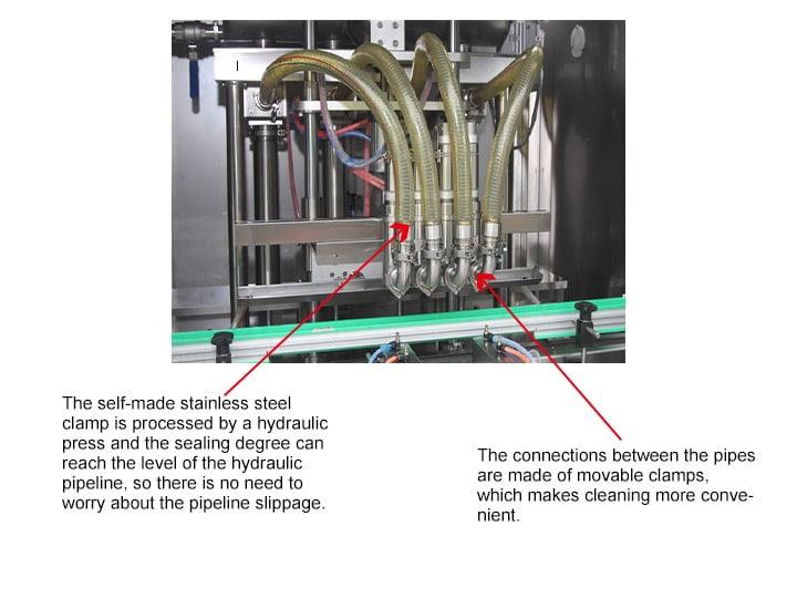 filling machine details