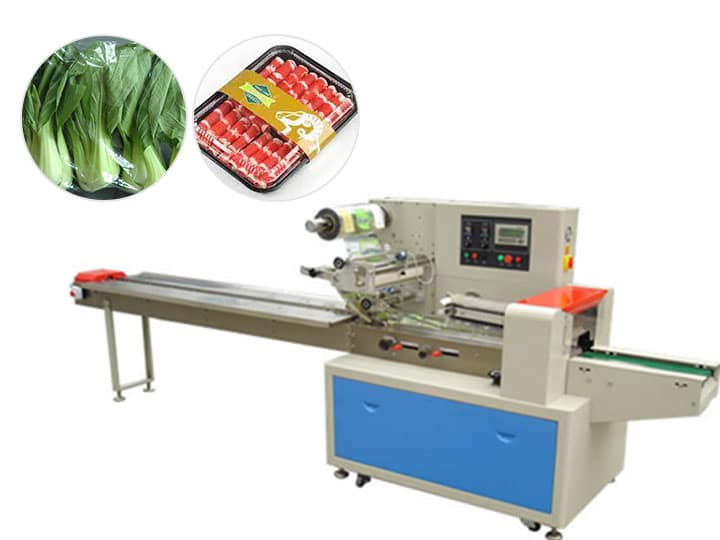 frozen food packing machines