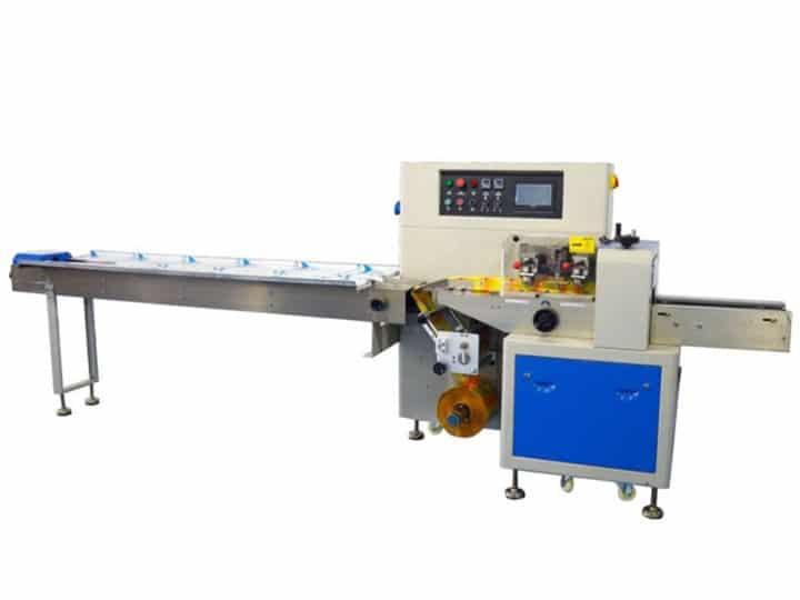 horizontal packaging machine TZ-350