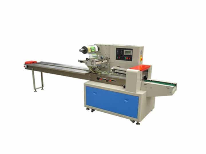 horizontal packaging machine TZ-600