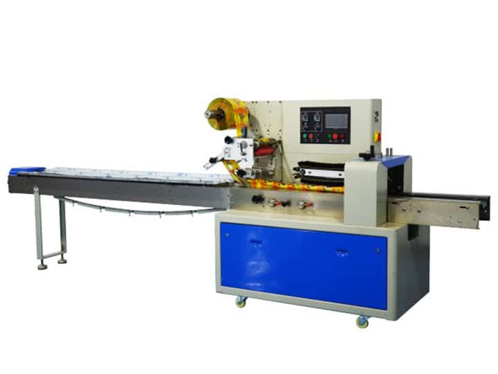 horizontal packing machine TZ-450