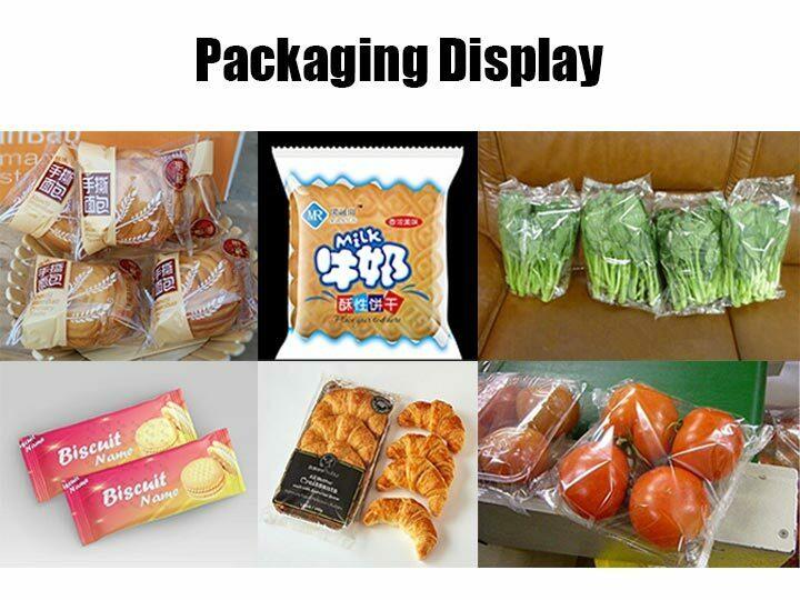 packing sample