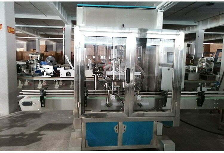 paste filling machine2