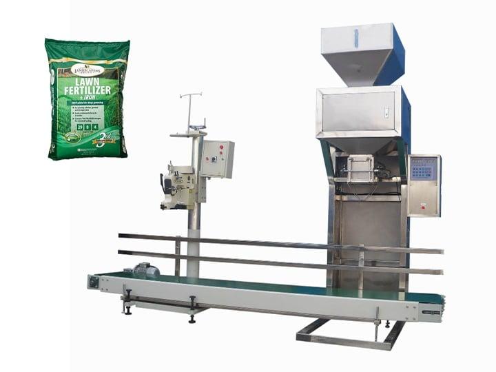 Granule packaging machine for 5-50kg